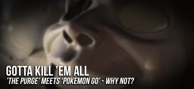 Gotta Kill 'Em All - Announcement