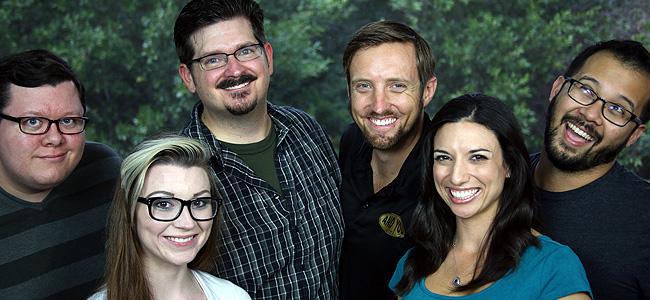 Staff Photo 2016